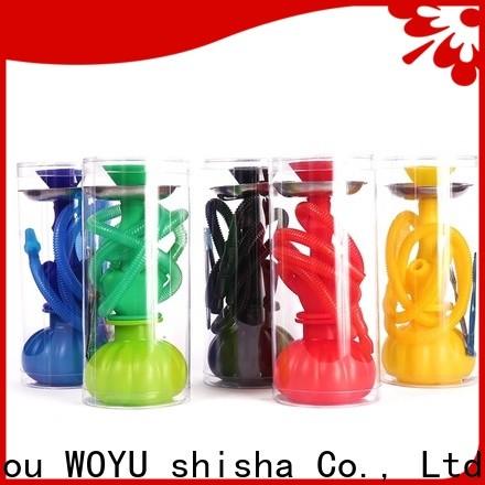 WOYU silicone shisha brand for smoker