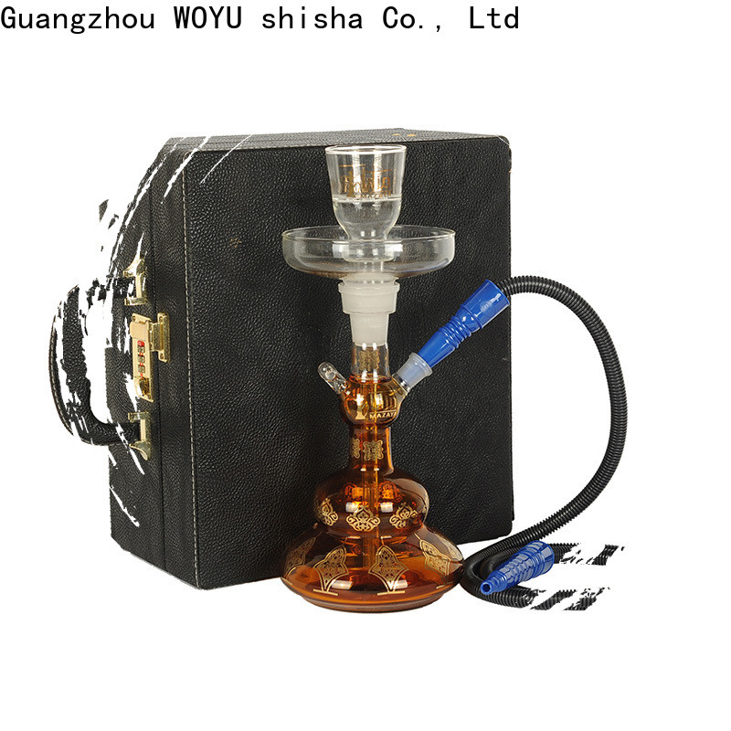 personalized glass shisha factory for smoking