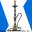 WOYU personalized stainless steel shisha factory for pastime