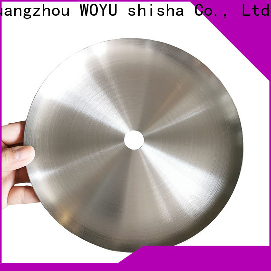 WOYU inexpensive shisha plate factory for smoker
