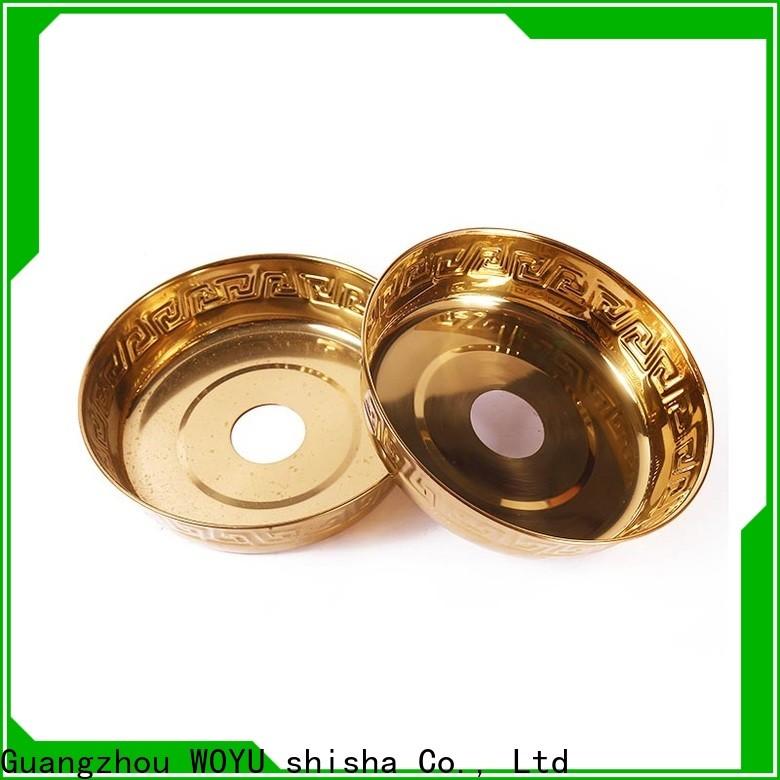 WOYU inexpensive shisha plate manufacturer for sale