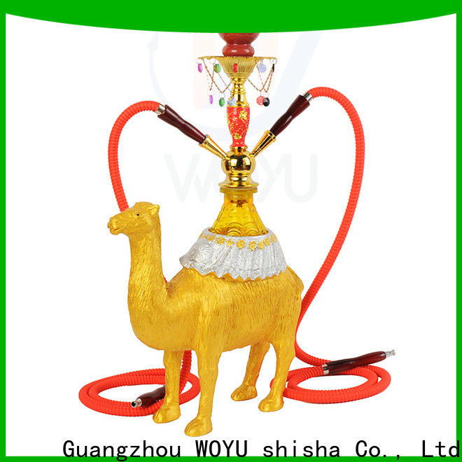WOYU famous resin shisha manufacturer for pastime
