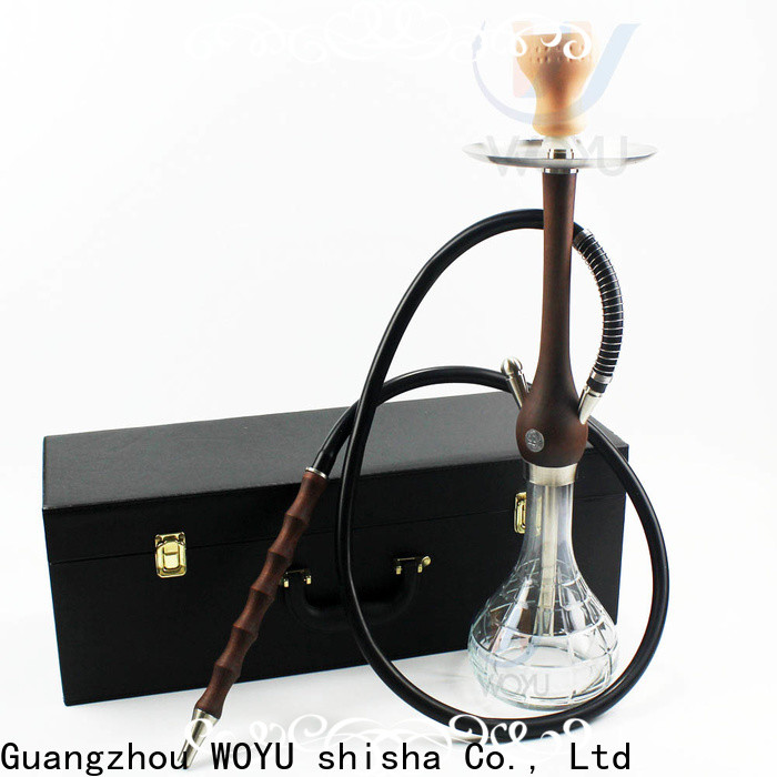 inexpensive wooden shisha customization for importer