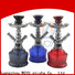 personalized zinc alloy shisha factory for business