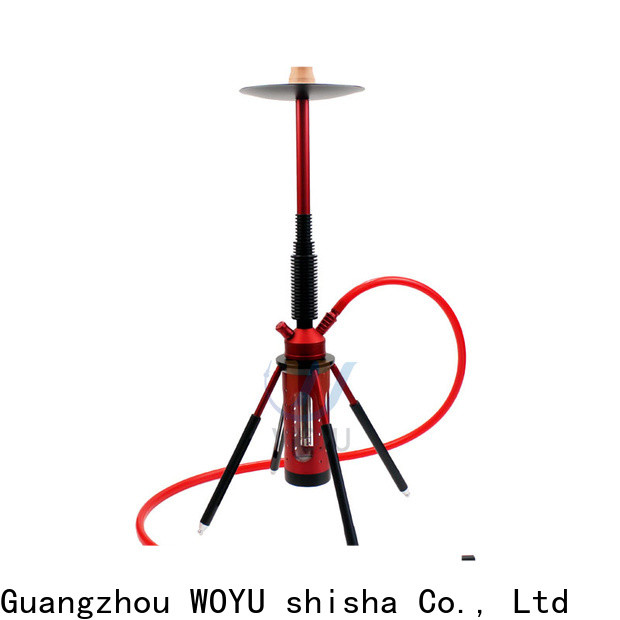 WOYU aluminum shisha from China for business