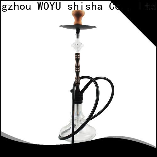 WOYU inexpensive aluminum shisha from China for b2b