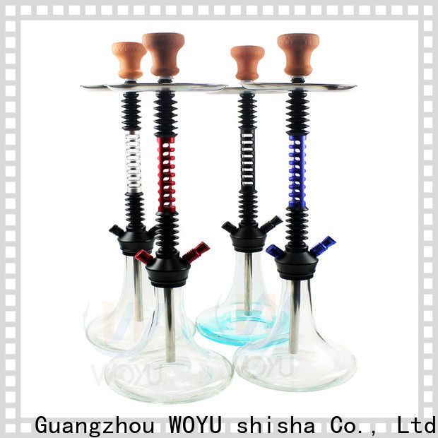 personalized aluminum shisha one-stop services for market