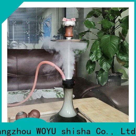 inexpensive stainless steel shisha factory for business