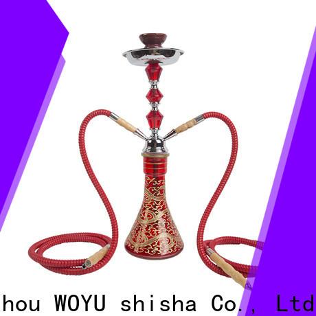 WOYU cheap iron shisha brand for importer