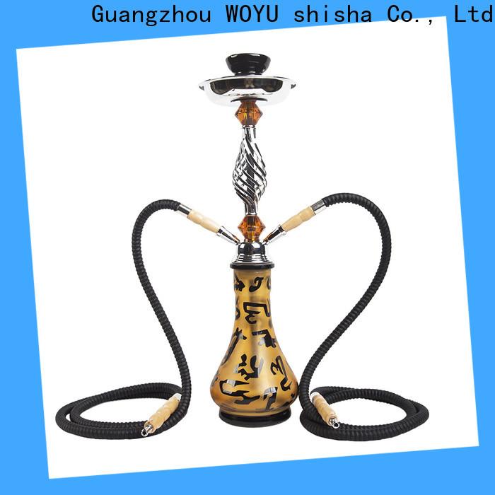 WOYU iron shisha supplier for b2b