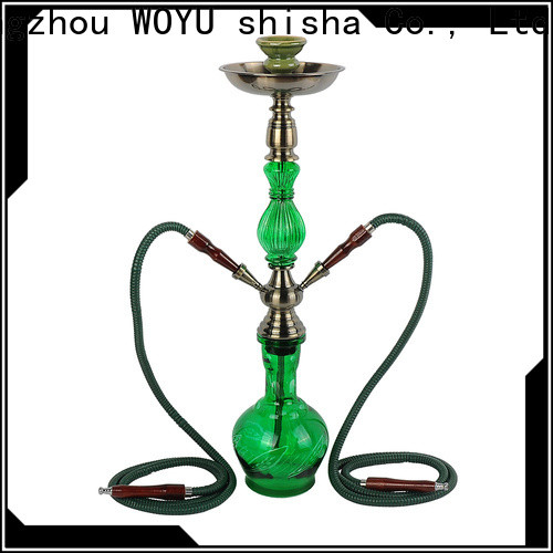 WOYU cheap iron shisha supplier for b2b