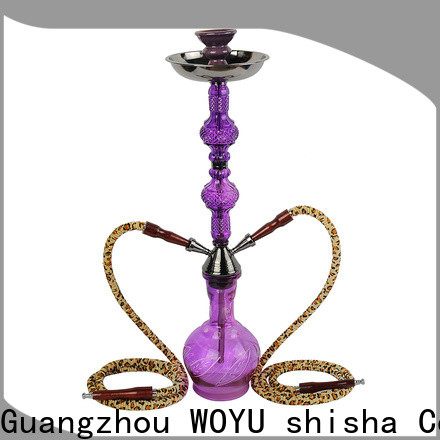 WOYU best-selling iron shisha supplier for b2b