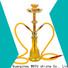 WOYU iron shisha manufacturer for market