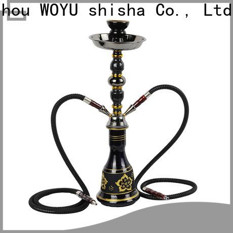 WOYU personalized iron shisha manufacturer for market