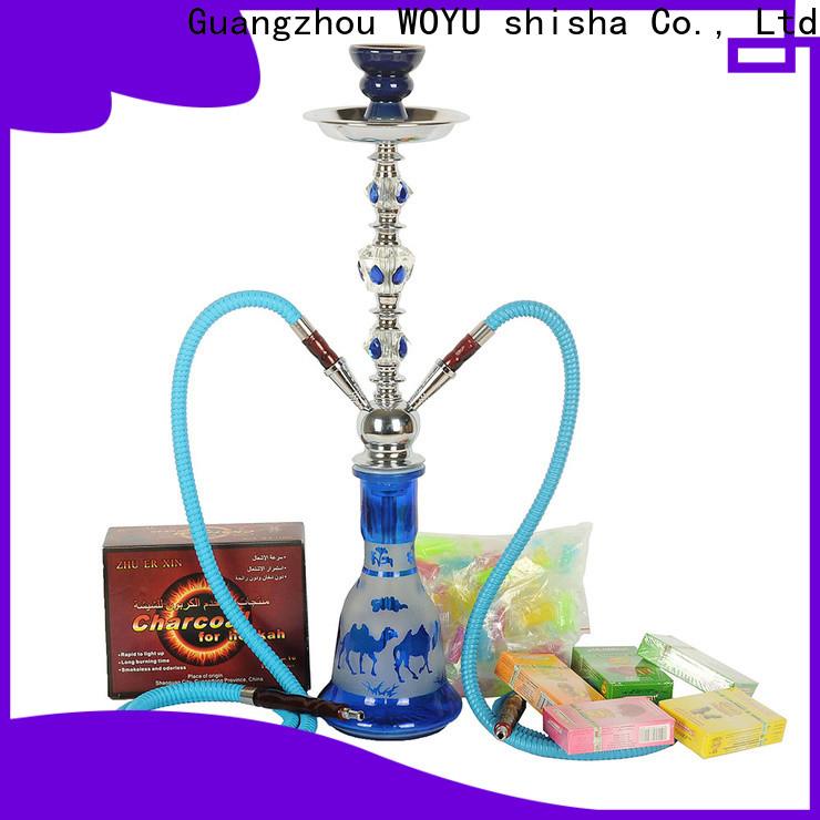 WOYU iron shisha brand for importer