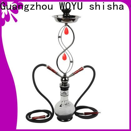 WOYU iron shisha factory for business