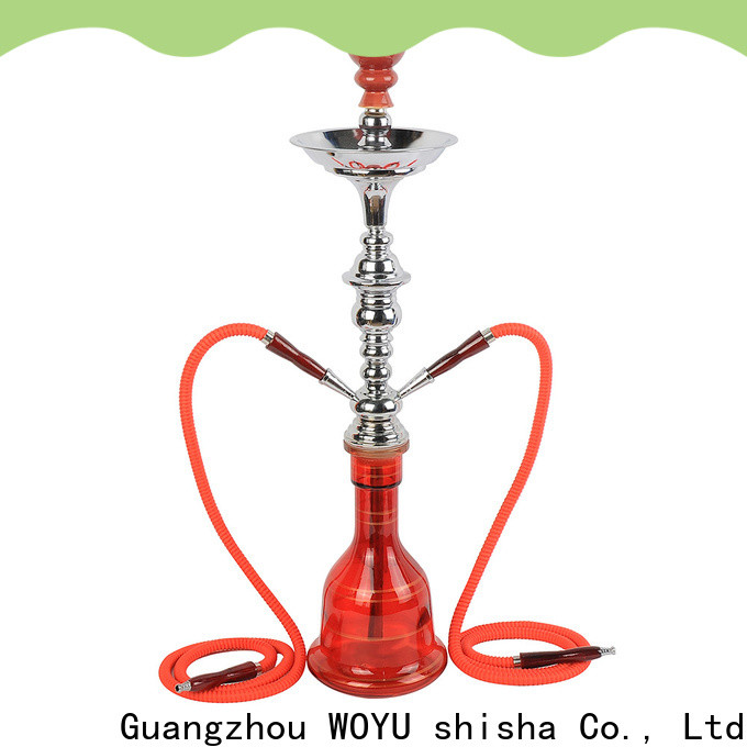 personalized iron shisha factory for business