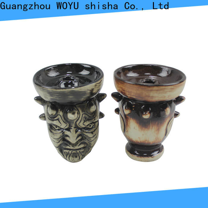 WOYU inexpensive hookah bowl wholesale for b2b