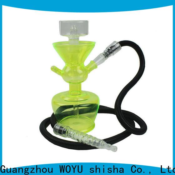 100% quality glass shisha factory for b2b