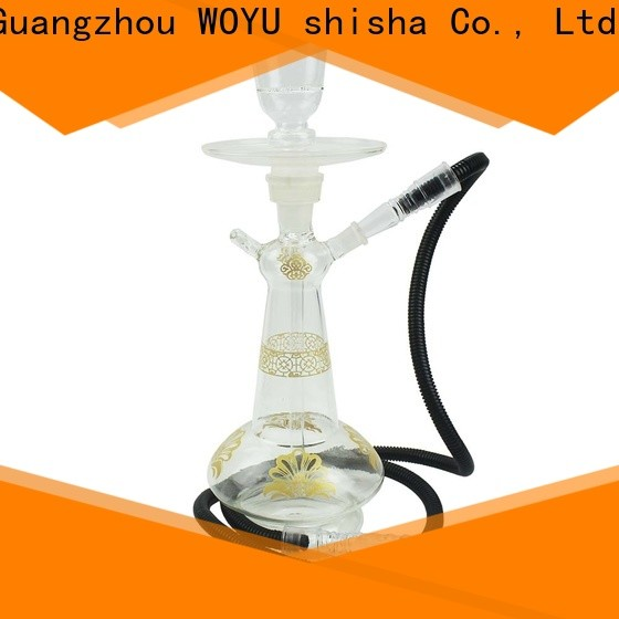 personalized glass shisha manufacturer for trader