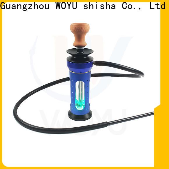 WOYU acrylic shisha one-stop services for importer