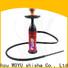 WOYU personalized acrylic shisha wholesale for business