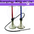 WOYU hot new releases aluminum shisha one-stop services for importer