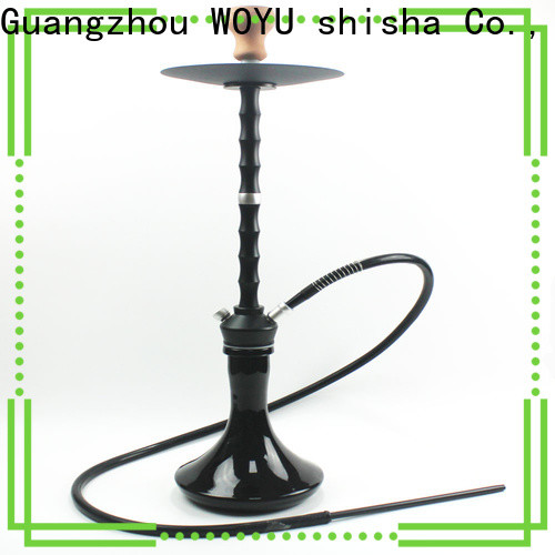 WOYU aluminum shisha one-stop services for market
