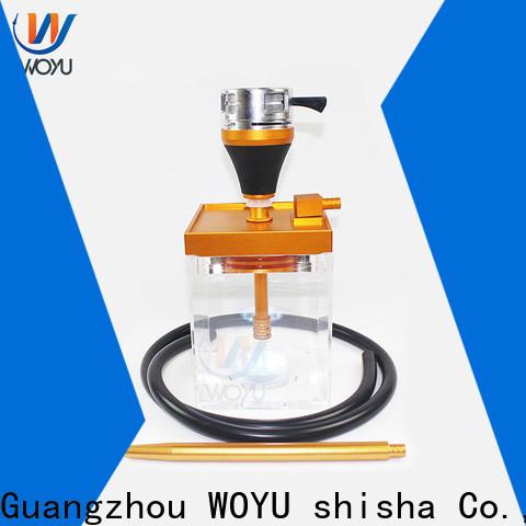 personalized acrylic shisha wholesale for b2b