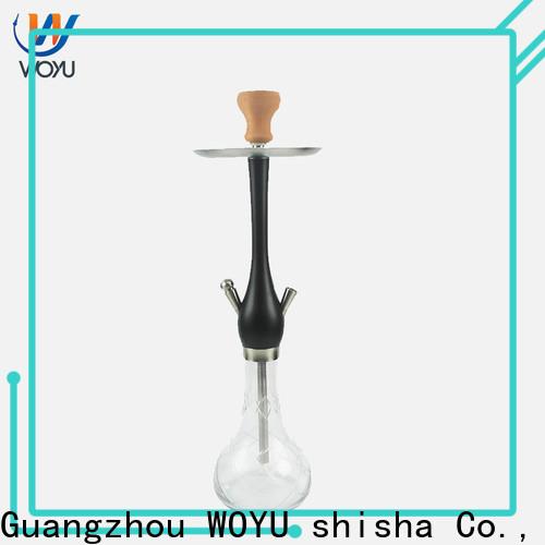 WOYU 100% quality wooden shisha customization for b2b