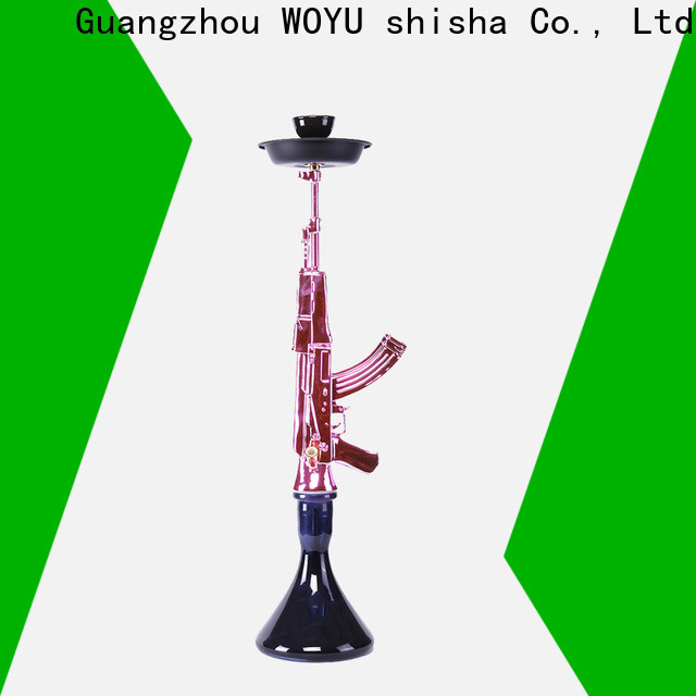 WOYU resin shisha supplier for trader