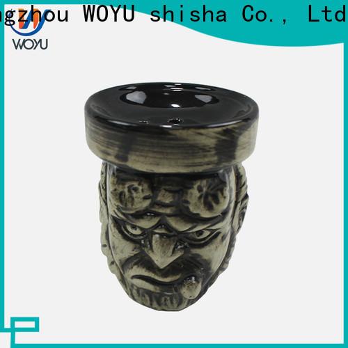 WOYU electronic hookah bowl design for business