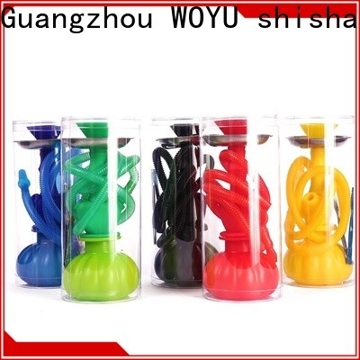WOYU best-selling silicone shisha factory for business