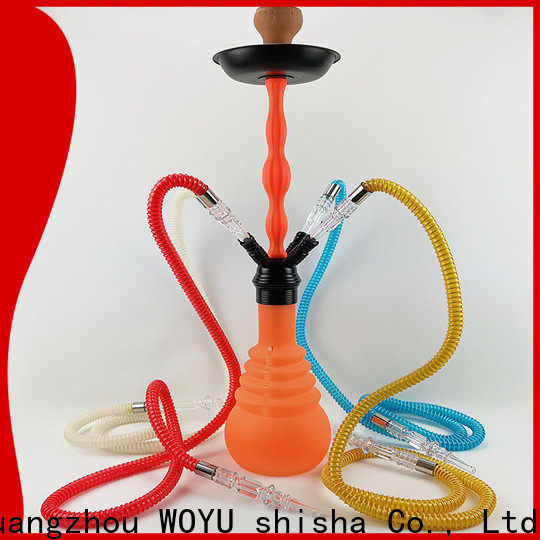 WOYU silicone shisha supplier for market