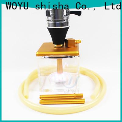 WOYU acrylic shisha from China for market