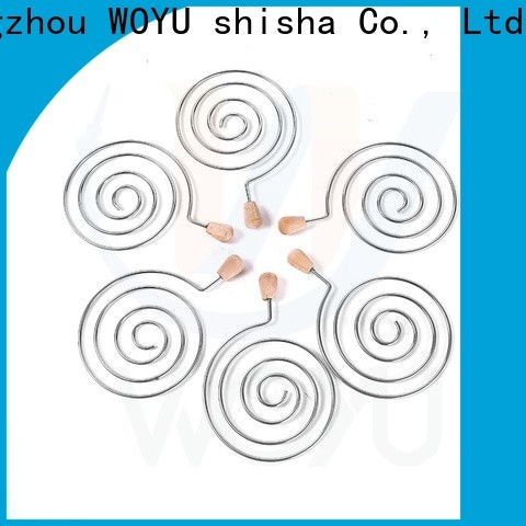 WOYU cheap charcoal holder supplier for trader