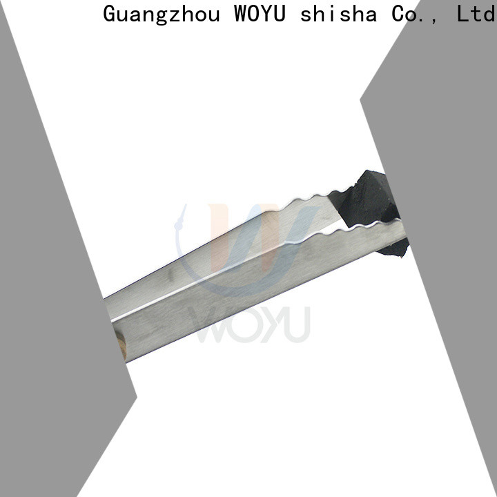 WOYU personalized coal tong manufacturer for market