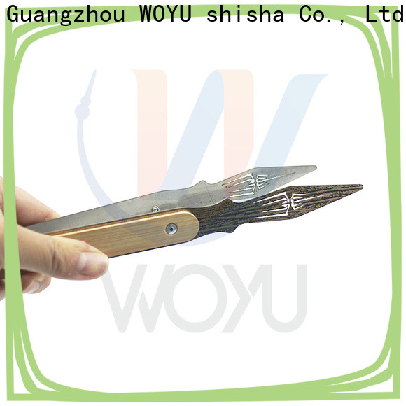 WOYU professional shisha tong overseas trader for importer