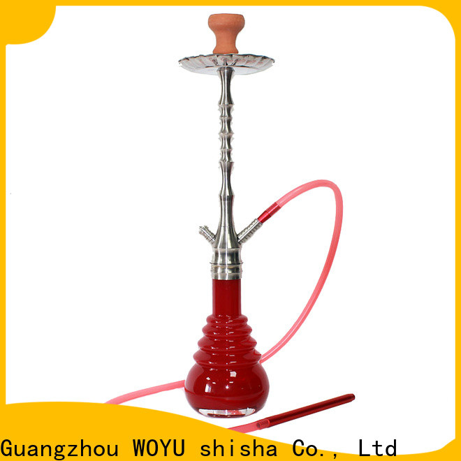 WOYU stainless steel shisha manufacturer for b2b