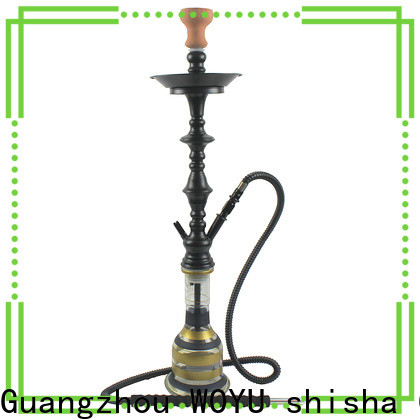 professional stainless steel shisha supplier for b2b