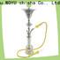 WOYU professional stainless steel shisha supplier for b2b