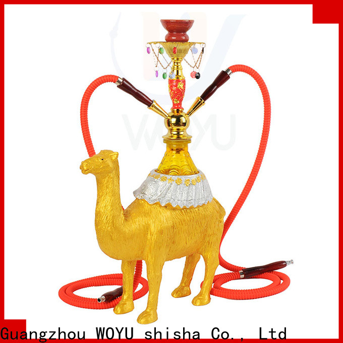high standard resin shisha manufacturer for market