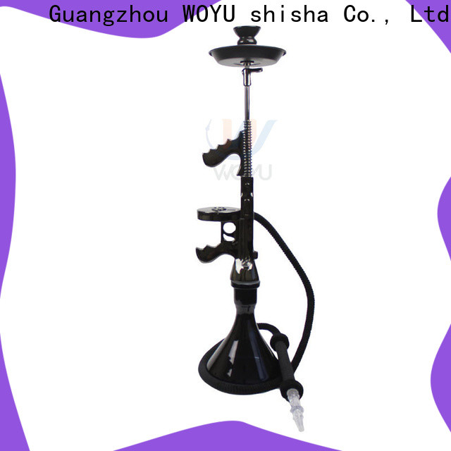 WOYU personalized resin shisha manufacturer for market