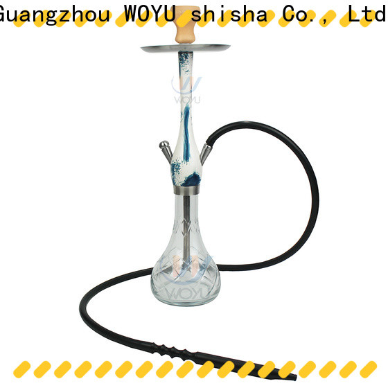 WOYU wooden shisha customization for b2b