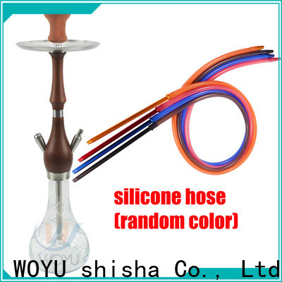 WOYU personalized wooden shisha customization for market