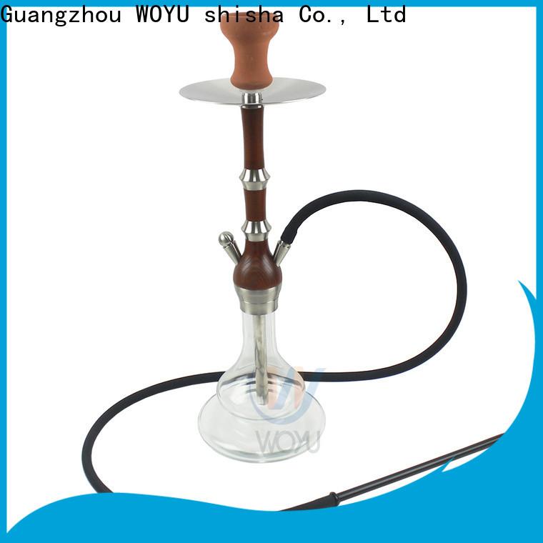 WOYU inexpensive wooden shisha quick transaction for b2b