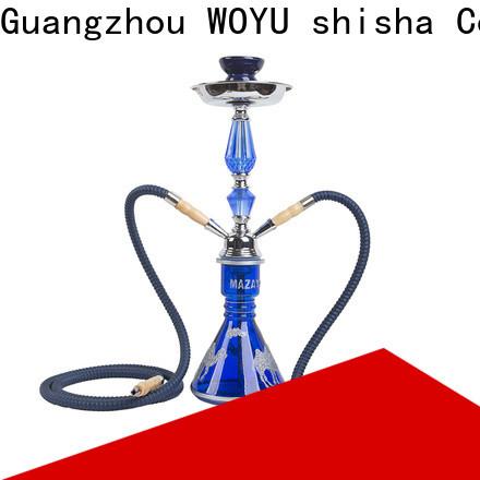 WOYU iron shisha brand for trader