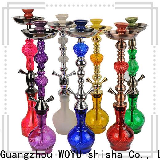 WOYU iron shisha supplier for market