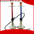 WOYU hot new releases aluminum shisha one-stop services for business
