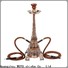 high standard iron shisha factory for importer